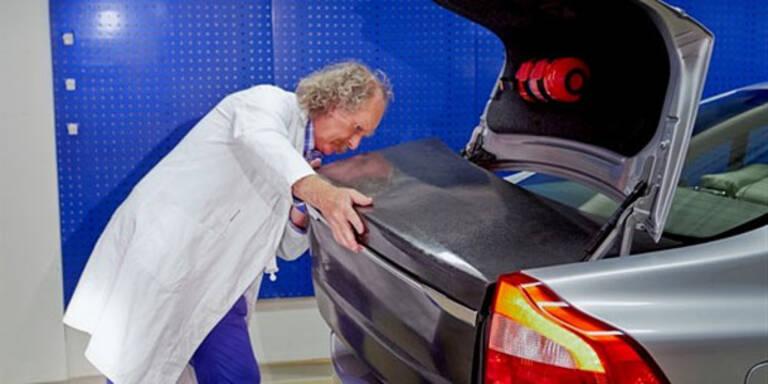 Volvo entwickelt neue Super-Batterie