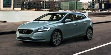 Volvo schärft den V40 nach