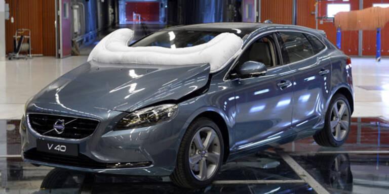 Wichtiger Sicherheits-Award für Volvo