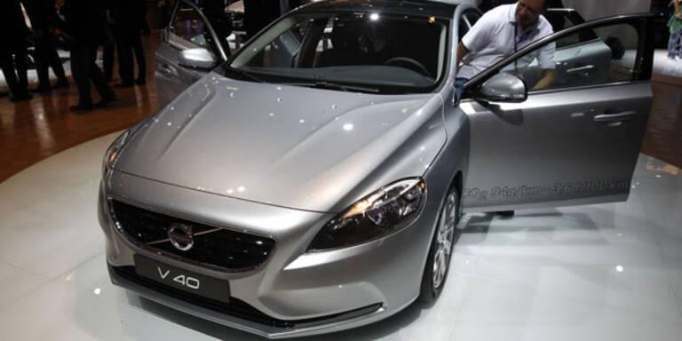 Machtkampf bei Volvo gefährdet Sanierung