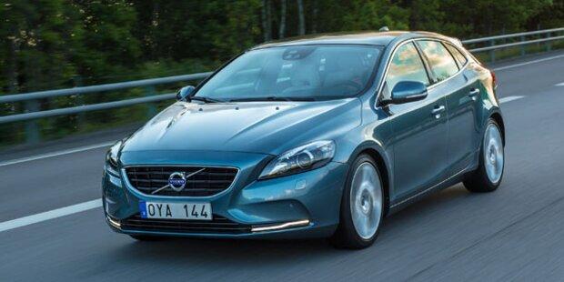 Der neue Volvo V40 im Fahrbericht