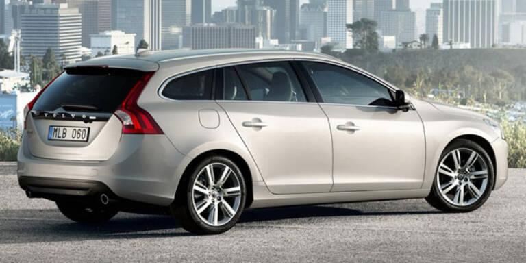 Volvo senkt Verbrauch und CO2-Werte