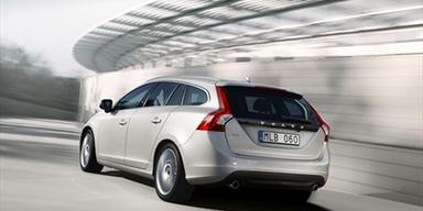 Weltpremiere des Volvo V60
