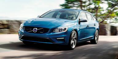 Volvo V60 Plug-in-Hybrid im R-Design-Look