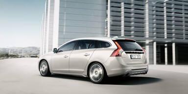 """Jetzt starten Volvo S60 und V60 als """"DRIVe"""""""