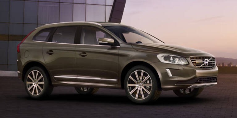 Volvo überarbeitet S60, V60 und XC60