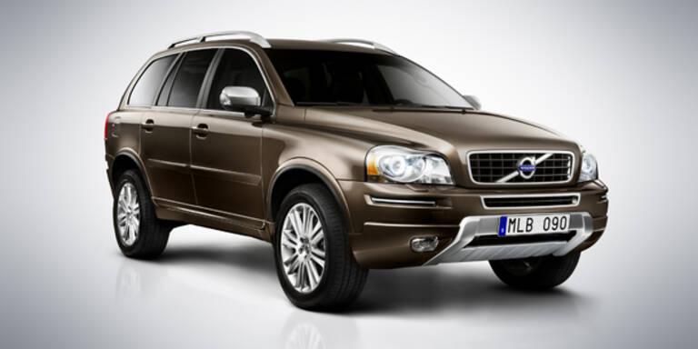 Volvo verpasst dem XC90 ein Facelift