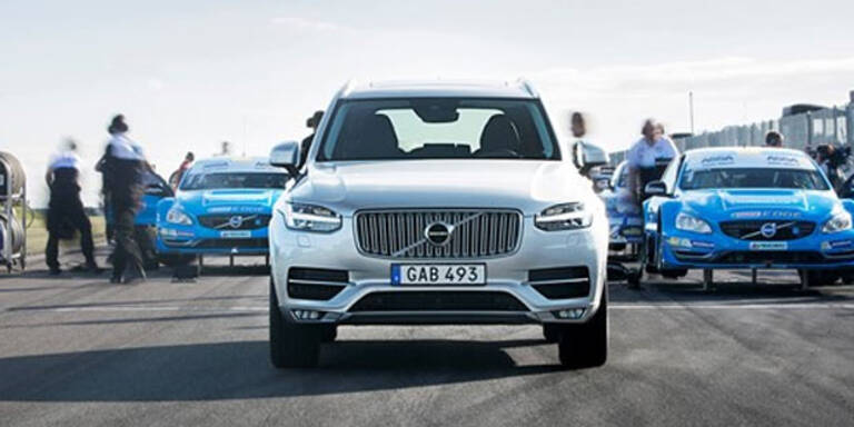 Volvo macht dem XC90 Beine