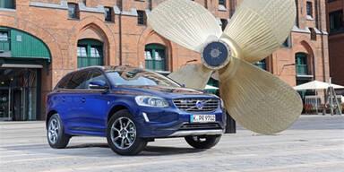 Volvo XC60 hängt Q5, X3 und GLK ab