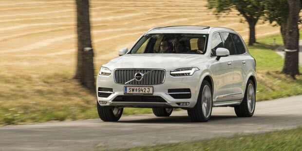 Volvo XC90 T6 AWD Inscription im Test