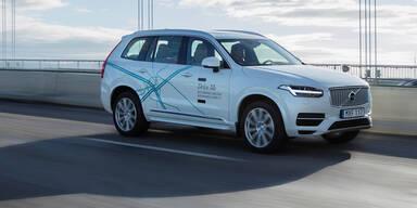 Volvo & Uber bauen ein autonomes Auto