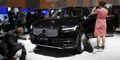 Volvo zeigt 2.0l 4-Zylinder mit 450 PS