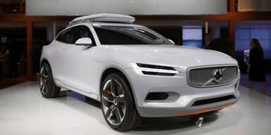 Volvo schwimmt wieder auf Erfolgswelle