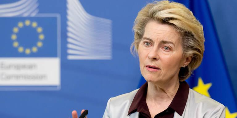 EU-Chefin: 'Corona ist Todesursache Nummer eins'
