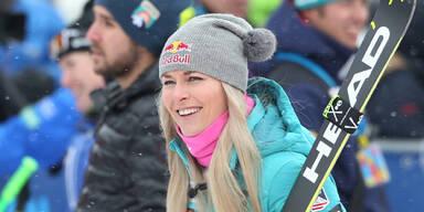 Vonn: Twitter-Kritik an Parallel-Slalom