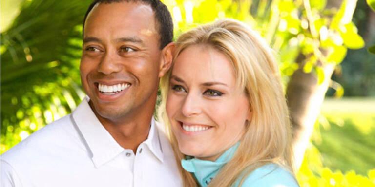 Tiger Woods will Babys mit Lindsey Vonn