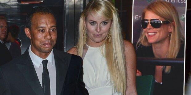 Woods: Ex soll nicht mit Lindsey sprechen