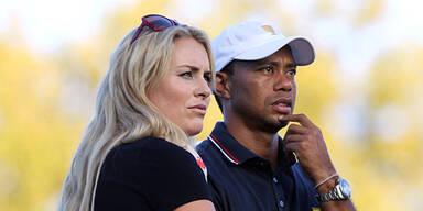 Lindsey Vonn: Sauer auf Tiger Woods