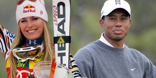 Woods: Total vernarrt in Lindsey Vonn?