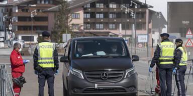 Ab Sonntag: Vorarlberg öffnet alle seine Grenzübergänge