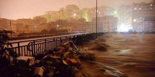 Ehepaar stirbt im Italien-Regen