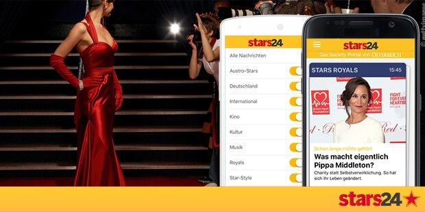 Die stars24 App