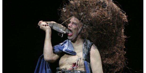 Gert Voss als Shakespears König Lear