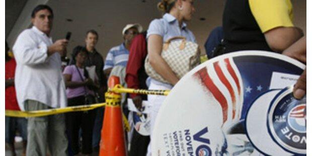 Panik vor Wahlchaos in den USA