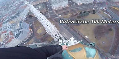 Sky Joker Votivkirche