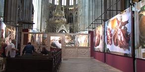Votivkirche mutiert zur Sixtinischen Kapelle