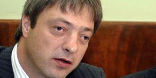Ortstafel-Anwalt Vouk betrunken am Steuer