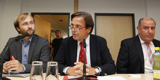Franz Voves tritt bei Wahl 2015 an