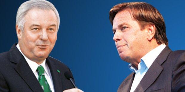 SPÖ siegt hauchdünn vor ÖVP