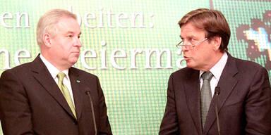 Nulllohnrunde für steirische Politiker
