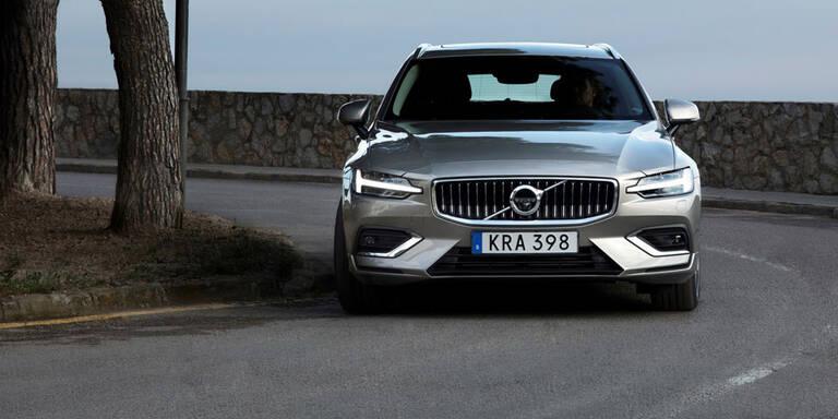 Neuer Volvo S60 kommt ohne Diesel