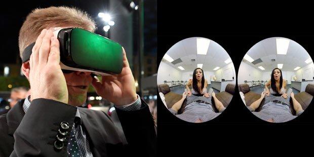 VR-Pornos in Europa immer beliebter