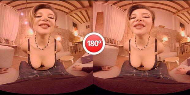 Masturbations-Hardware für 3D-Pornos