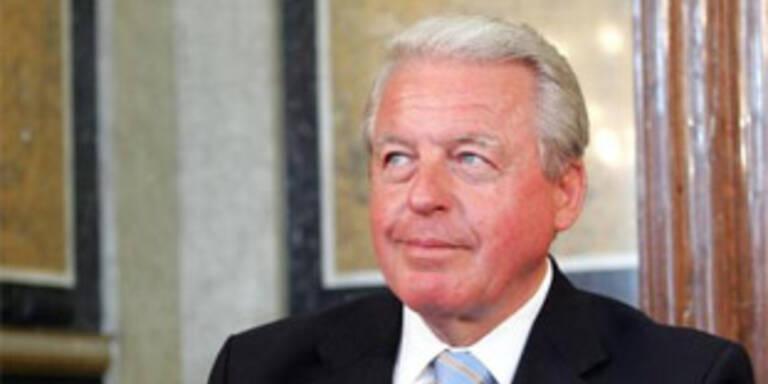 Altkanzler Vranitzky kritisiert ÖVP scharf