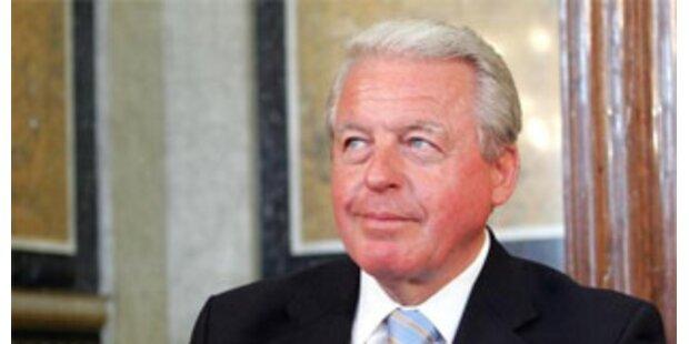 Ex-Kanzler Franz Vranitzky soll bespitzelt worden sein