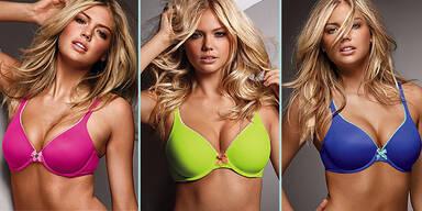 Kate Upton modelt für Victoria's Secret