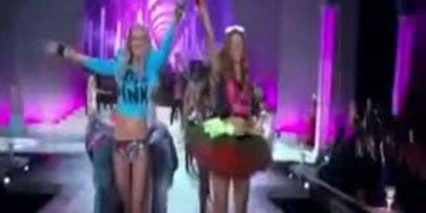 Die Victoria´s Secret Show 2012