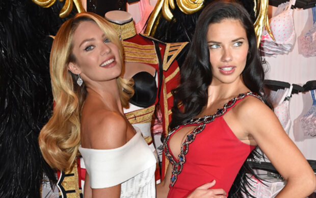 Victoria's Secret-Show steigt in London