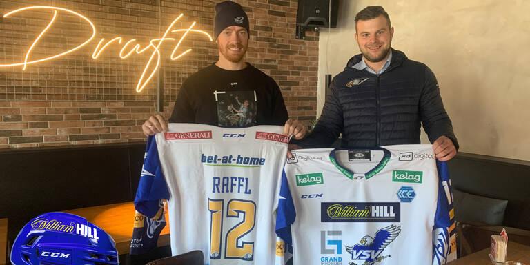 Mega-Deal perfekt! VSV holt NHL-Star Raffl