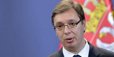"""Serbischer Präsident: """"Meine Politik hat Niederlage erlebt"""""""