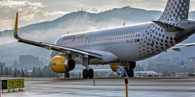 Wirbel um die Billig-Airline Vueling