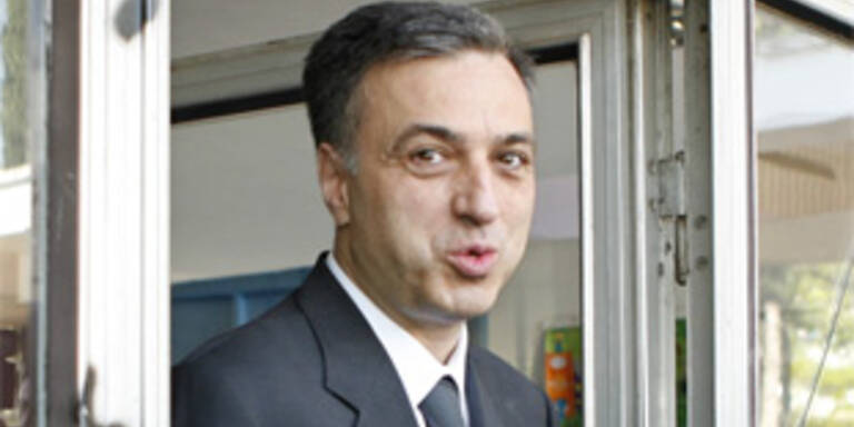Vujanovic als Präsident Montenegros bestätigt