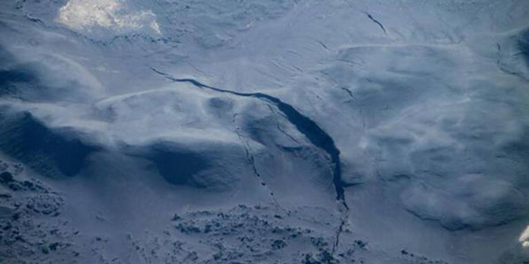 Island-Vulkan ausgebrochen