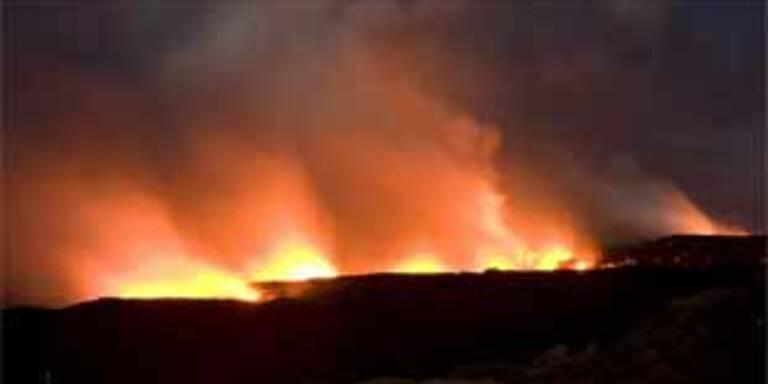 Erneuter Ausbruch beim Kilauea