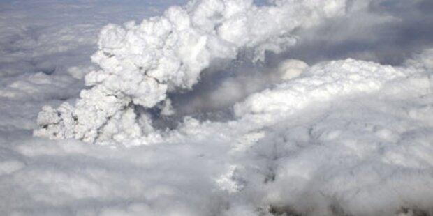 Vulkanasche legt Europas Flugverkehr lahm