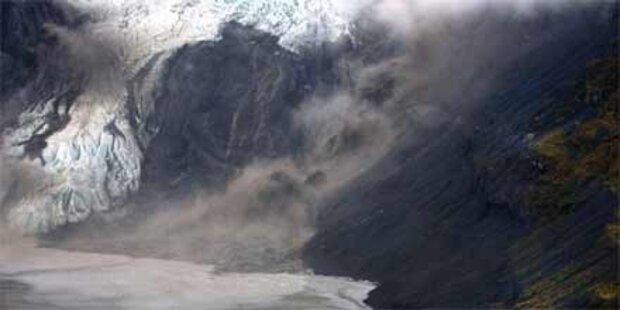 Neue Aschewolke über  Eyjafjalla